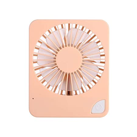 LALY A SHOP Mini USB Mesa Escritorio Ventilador Personal ...