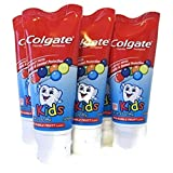 Colgate Kids Toothpaste - Mild Bubble Fruit Flavor
