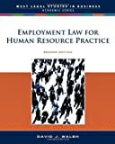 img - for Employment Law for Human Resource Practice by David J. Walsh (2006-05-24) book / textbook / text book