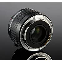YONGNUO YN-2.0X II 2×Teleconverter Multi Coating Automatic focus EF Conversion Lens for Canon EOS EF Lens