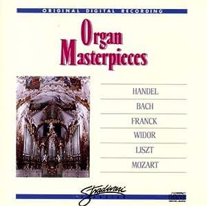 Organ Masterpieces