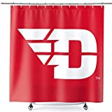 College Flags & Banners Co. Dayton Flyers Shower