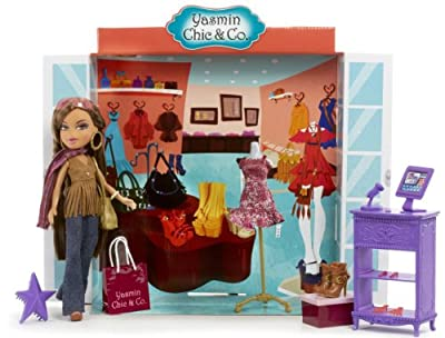 Bratz Boutique Doll - Yasmin Chic And Co by Bratz