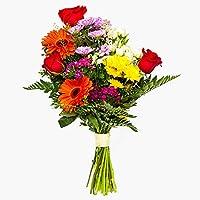 Ramos de flores naturales a domicilio variado Habana - Flores frescas - Envío a domicilio 24h GRATIS - Tarjeta…