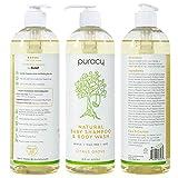 Puracy Natural Baby Shampoo & Body Wash, Gentle