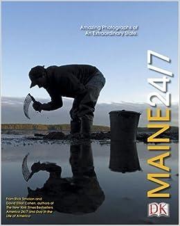 maine 24 7 america 24 7 state book series