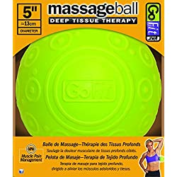 GoFit Deep Tissue Massage Ball - 5""
