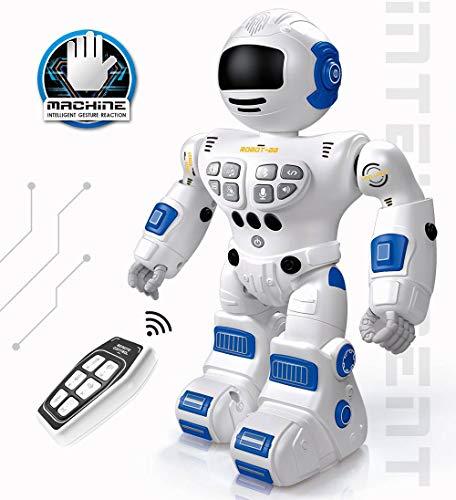 Hi-Tech Wireless Remote Control Robot Kids RC Robot Toy for Boys, Girls, Kids, Children