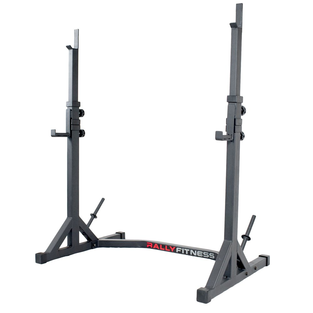 Rally Fitness Heavy Duty Squat Stands (Pair)