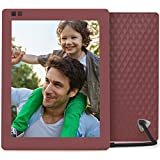Nixplay Seed 10 inch WiFi Digital Photo Frame - Mulberry