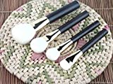 Professional Makeup Brushes Set | Soft Goat Hair