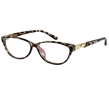 2603790c4508 Amazon.com   Ebe Bifocal Womens Reader Cheaters Glasses Tortoise High  Quality Oval Shape +1.50   Beauty