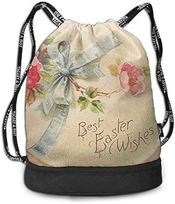 fuyon Gym Bags, Rucksacks, Drawstring Backpack Best Easter ...
