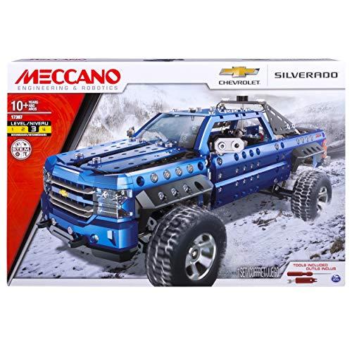 Meccano-Erector – Chevrolet Silverado Pickup Truck Building Set