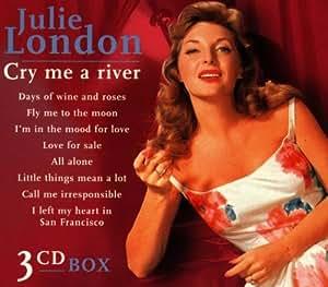 Julie London Cry Me A River Amazon Com Music