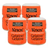 Knox Unflavored Gelatin Mix (Bulk) Container, 16 OZ