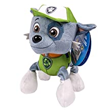 Paw Patrol, -Dog Plush Toys Pup Pals-2 Rockys in one package