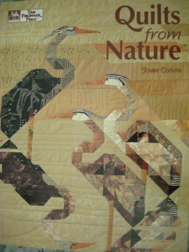 Quilts from Nature - Natures Quilt Patchwork