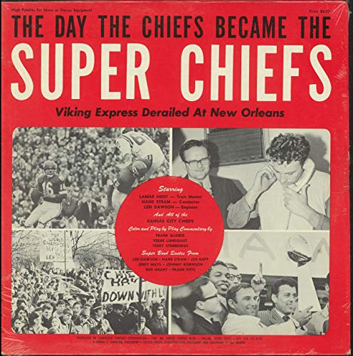 Price comparison product image The Day The Chiefs Became The Super Chiefs