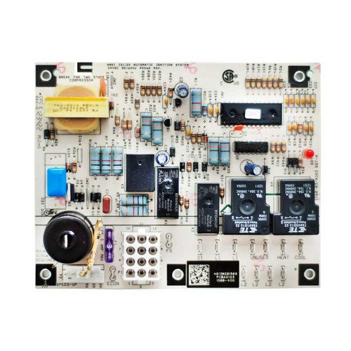 Goodman PCBAG123S Ignition Control Board Dsi Integrated - 594464,