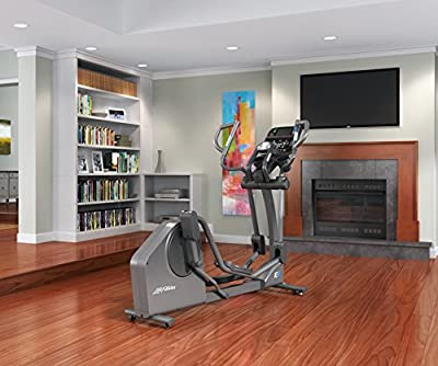 Life Fitness E3TC-XX00-0106 E3 Cross-Trainer with Track Connect Console