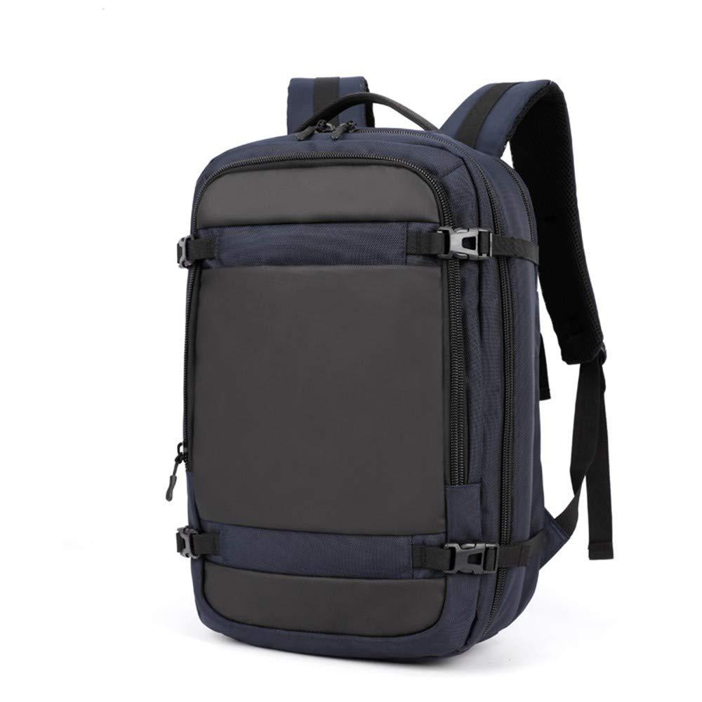 TDPYT Freizeit Schultertasche/Multifunktionstasche 18 Zoll Blau