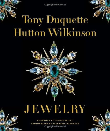 Tony Duquette/Hutton Wilkinson Jewelry by Brand: Harry N. Abrams