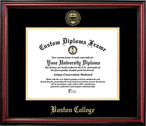 (Boston College Affordable Diploma Frame (12.75 X 15.75) )