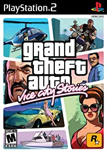 Grand Theft Auto: Vice City Stories - PlayStation 2: Artist     - Amazon com