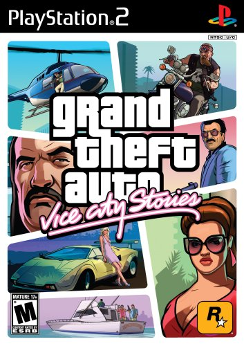 Grand Theft Auto: Vice City Stories - PlayStation 2 (Ps2 Pack Double Gta)