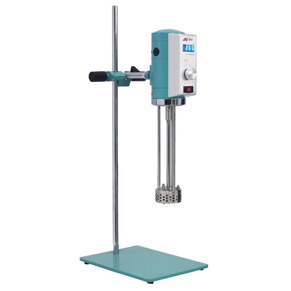 Digital High Shear Dispersion Mixer Emulsifying Machine Emulsion Machine AE300L-H Emulsifier Emulsification 220V 40L
