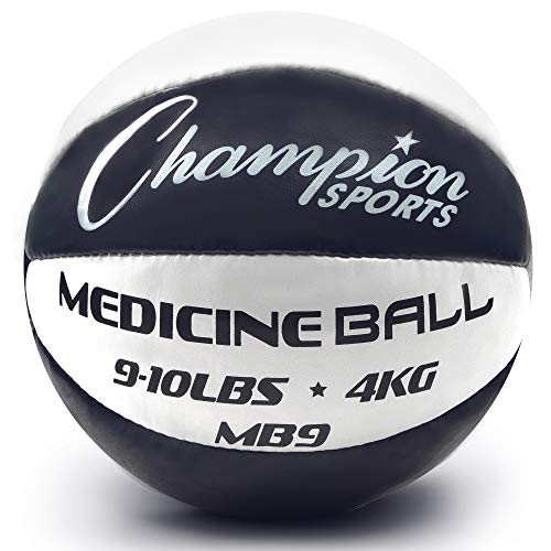 Champion Sports MB9 Exercise Medicine Balls
