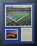 """Legends Never Die """"Indianapolis Colts RCA Dome"""" Framed Photo Collage, 11 x 14-Inch"""