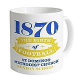 Funny Mugs Coffee Mugs Everton - Birth of Football Mug by Shotdeadinthehead