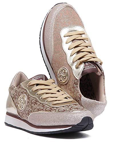 Guess Sunny Sneaker Beibr beibr Donna Beige pnBqYpOA