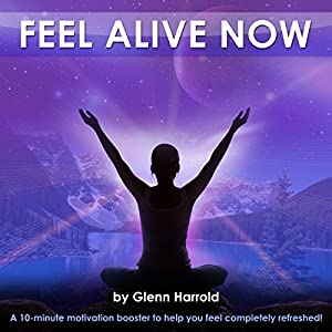 Feel Alive Now | Livre audio