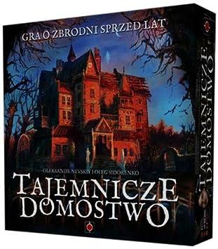 Tajemnicze Domostwo (Mysterium) by Board Games Portal: Amazon.es ...