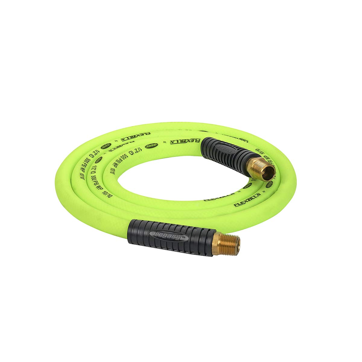 Manguera neumatica : Flexzilla Swivel Whip Air Hose 1/2 x 3m