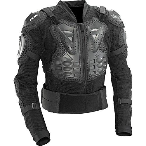 Fox Racing Titan Sport Protective MTB Jacket (Black, Medium) (The Best Motocross Bike In The World)