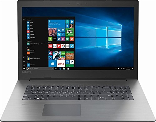 Lenovo Premium 330 Series 17.3 inch HD+ Laptop, Intel 8th Gen Core i5-8250u Quad-core Processor, 512 GB SSD, 8GB DDR4, DVD-RW, Wireless-AC, Bluetooth, HDMI, USB C, Ethernet, Card Reader, Windows 10