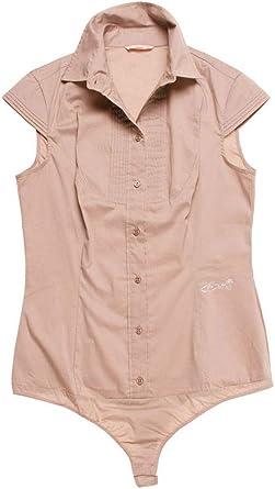 Carrera Jeans - Camisa para Mujer: Amazon.es: Ropa y accesorios