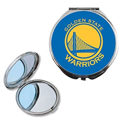 NBA Golden State Warriors Compacto Espejo: Amazon.es: Zapatos y ...