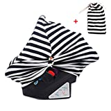 Best AMAZLINEN Summer Infant Summer Infant Baby Car Seats - Multi Use Stretch Baby Car Seat Covers Review