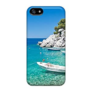 Perfect Fit BLg26687mQgY Mediterranean Beach Cases For Iphone - 5/5s