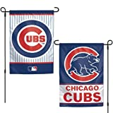 MLB Chicago Cubs Garden Flag