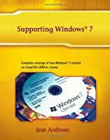 Supporting Windows 7 Front Cover