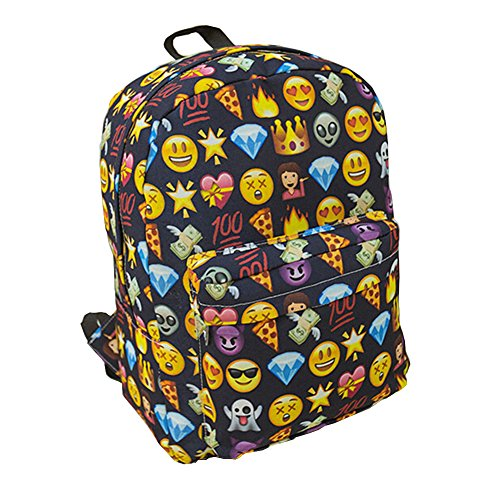 bluebrand-printed-emoji-girls-kids-school-backpack-black