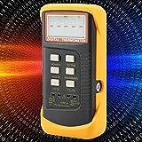 6802II Digital Thermocouple Thermometer, Dual
