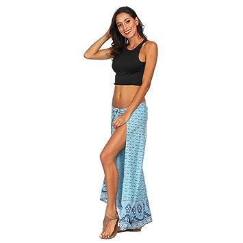 KKIMISPORT Pantalones de Yoga para Mujer Impreso Bohemio ...