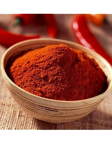 Nobility Kashmiri Red Chilli Powder - Indian Extra Hot Chilli Powder - Chile en polvo -